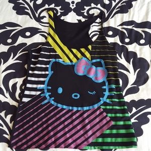 Hello Kitty Racerback